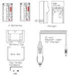 Loctite 1044301 Battery Kit - IDH:1044301