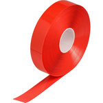 Brady ToughStripe Max Red Floor Marking Tape - 2 in Width x 100 ft Length - 0.050 in Thick - 60804