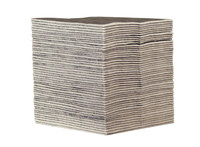Sellars EverSoak Heavy-Duty Gray Polypropylene 23.5 gal Absorbent Pads - 15 in Width - 19 in Length - SELLARS 22851