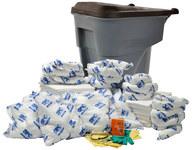 Brady 63 gal Drum Spill Kit SKO-65W - 662706-90128
