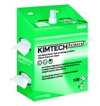 Kimberly-Clark Kimtech Kimwipes White Non-Silicone Lens Cleaning Station - 1120 Tissues/Towelettes - Anti-Static - Tabletop Mount - 036000-34644