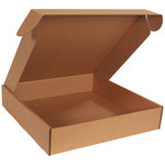 Shipping Supply Kraft Literature Mailers - 20 in x 20 in x 4 in - SHP-12233