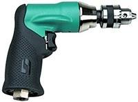 Dynabrade Pistol Grip Drill - 1/4 in Inlet - 0.4 hp - 52834