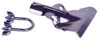 Weiler 440 Steel Handle Brace - 44021
