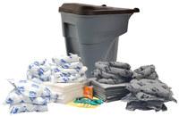 Brady 65 gal Spill Response Kit SKMA-65W - 662706-90126