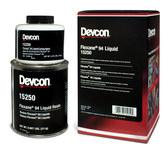 Devcon 94 Liquid Two-Part Black Urethane Adhesive - Liquid 1 lb Kit - 15250