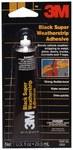3M 03602 Gasket Adhesive Black Liquid 1 oz Tube
