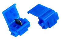 3M Scotchlok 804-BOX Blue Tap Connector - Tap Connector - 0.145 in Max Insulation Outside Diameter - 06134