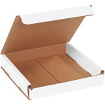 Oyster White Corrugated Mailer - 6 in x 6 in x 1 in - SHP-2517
