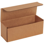 Shipping Supply Kraft Corrugated Mailers - 8 in x 3 in x 3 in - SHP-14181