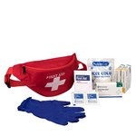 First Aid Only First Aid Kit - Fabric Case Construction - 073577-30500