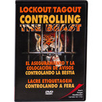 Brady Lockout/Tagout Training CD-ROM - Training Title = Lockout/Tagout - Controlling the Beast - 754473-51794