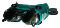 Fibre-Metal Standard Welding Goggles Shade 5.0 Lens - Direct Vent - Flexible Frame - FIBRE-METAL VG800SH5