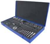 Greenfield Threading Little Giant 1387 Tap & Die Set - 423161