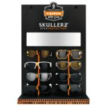 Ergodyne Skullerz Eyewear Corrugated Waterfall Display - 6.75 in Thick - 720476-99849