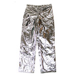 Chicago Protective Apparel Large Aluminized Carbonx Fire Resistant Pants - 606-ACX10 LG