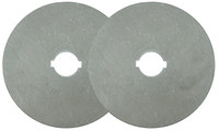 Weiler 1 1/4 in Flange - Use With 5 1/4 in (I.D) Wheel - Flange Outer Diameter: 6 1/2 in - 03944