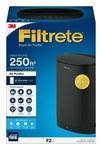 3M Filtrete FAP-C03BA-G2 Room Air Purifier - Large Room - 250 sq ft - 65369