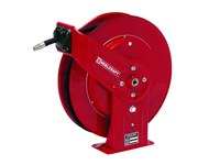 Reelcraft Industries F7000 Series Hose Reel - 25 ft Hose Included - Spring Drive - F7925 OLP