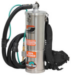 Dynabrade Raptor Vac Pneumatic Portable Vacuum System - Backpack Style - 30 in Overall Length - 16 in Height - 61472