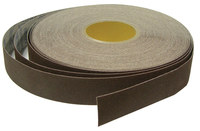 Weiler Coated Aluminum Oxide Shop Roll - 1 in Width x 50 yd Length - 65206