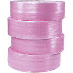 Pink Anti Static Bubble Rolls - 750 ft x 12 in x 3/16 in - SHP-7506