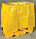 Eagle Yellow Pallet Tarp - 39 1/4 in Width - 60 in Length - 43 1/3 in Height - 048441-00870