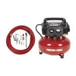Porter Cable 6 gal Oil-Free Air Compressor - 150 psi Max - C2002-WK