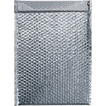 Shipping Supply Silver Cool Shield Bubble Mailers - 15 in x 11 in x 0 in - SHP-2284