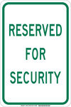 Brady B-555 Aluminum Rectangle White Parking Restriction, Permission & Information Sign - 12 in Width x 18 in Height - 129603