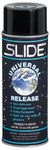 Slide Universal Clear Mold Release Agent - 12 oz Aerosol Can - Food Grade - Paintable - 42612H 12OZ