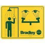 Bradley Sign - English - 114-052