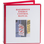 Brady Lockout/Tagout Training Handbook - Training Title = Lockout:Energy Control - 754473-65556