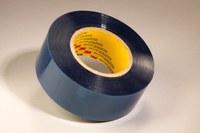 3M 8905 Blue Masking Tape - 1/2 in Width x 72 yd Length - 98112