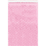 Pink Bubble Pouches - 15.5 in x 12 in - SHP-7614