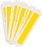 Brady Quik-Align 5110-I Yellow Vinyl Letter Label - Outdoor - 3 in Height - 3 in Character Height - B-933
