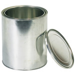 Shipping Supply Kraft 1 Gallon Paint Can - SHP-2232