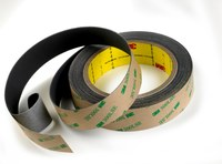 3M GM631 Gray Grip Tape - 1 in Width x 72 yd Length - 33 mil Thick - Medium Durability - 98047
