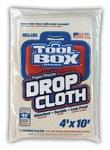 Sellars TOOLBOX DRC Paper Drop Cloth - 10 ft Overall Length - 4 ft Width - SELLARS 27410
