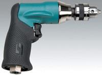 Dynabrade Pistol Grip Drill - 1/4 in Inlet - 0.4 hp - 52836