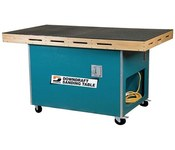 "Dynabrade 64209 33"" (84 cm) W x 60"" (152 cm) L Downdraft Sanding Table"