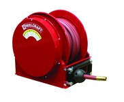 Reelcraft Industries SD Series Hose Reel - 35 ft Hose Included - Spring Drive - SD13035 OLP