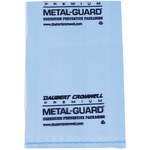 Shipping Supply Blue VCI Poly Bag - 3 in x 5 in - 4 mil Thick - SHP-12492