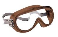 Kimberly-Clark MRXV V80 MRXV Polycarbonate Safety Goggles Clear Lens - Smoke Frame - Indirect Vent - 761445-10281