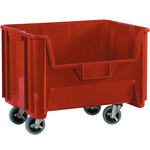 Red Giant Stackable Bins - 19.875 in x 15.25 in x 12.4375 in - SHP-3031