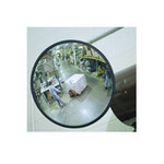 Brady Outdoor Plastic Convex Safety Mirror 86340 - 26 in Overall Diameter - 754476-86340