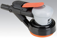 "69003 3-1/2"" (89 mm) Dia. Self-Generated Vacuum Dynorbital Silver Supreme Random Orbital Sander"