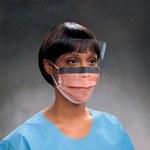 Kimberly-Clark Fluidshield Orange Surgical Mask - 680651-47147