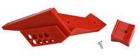 Brady Red Polypropylene Ball Valve Lockout 103536 - 754476-17521