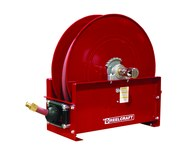 Reelcraft Industries 9000 Series Hose Reel - 50 ft Hose Included - Spring Drive - D9350 OLPBW